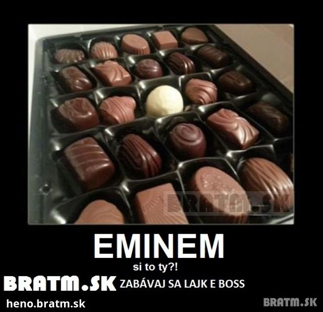 EMINEM, si to ty ? ? :D
