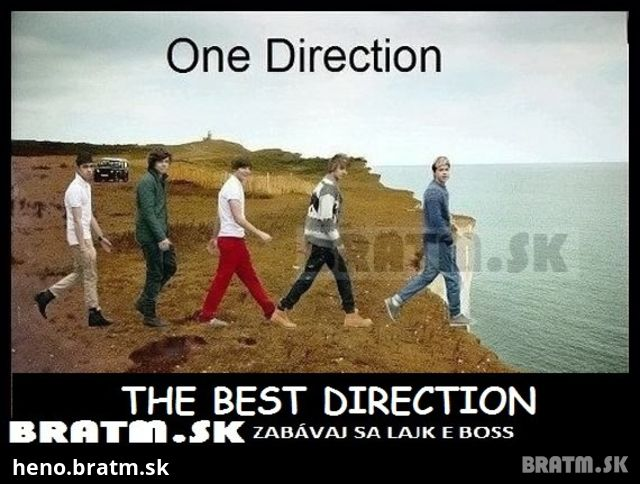 One direction- idete správnym smerom :D :D