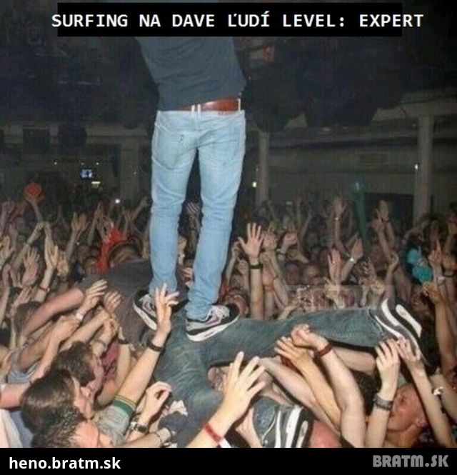 Surfista, level: EXPERT! :D