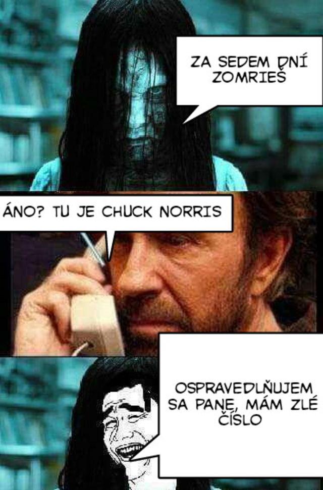 Chuck Norris Vs Smrt D Bratm Sk