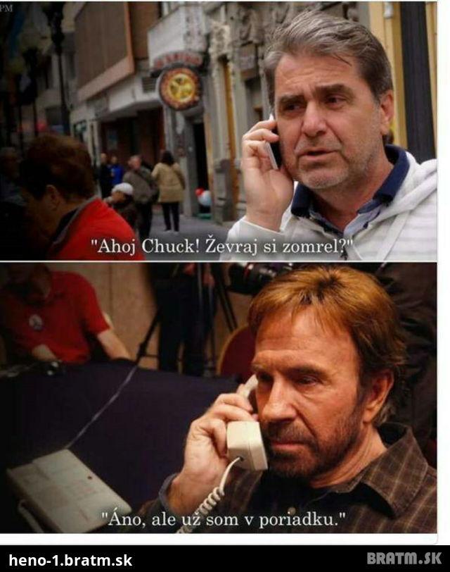 Chuck Norris Vs Marcinko D Bratm Sk