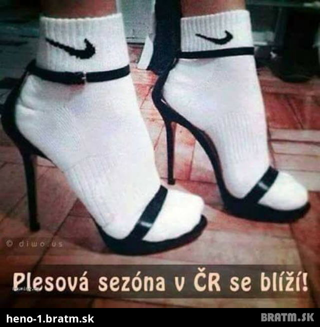 Plesova sezona v CR :D