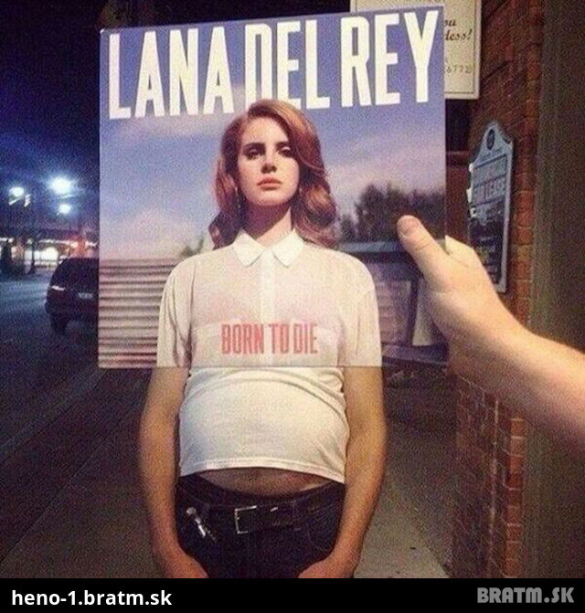 Mind fuck level: Lana del Rey :D