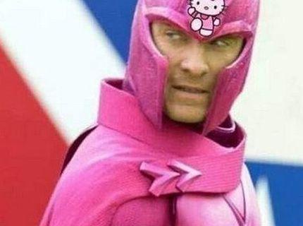 Ako by vyzerala Hello Kitty verzia superhrdinov :D (12 foto)