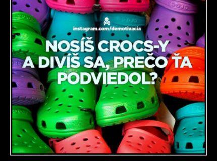 Crocs-y