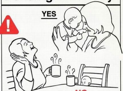 Sialene! :D toto je manual pre rodicov, ktory nepozna obdobu. Cast 2.
