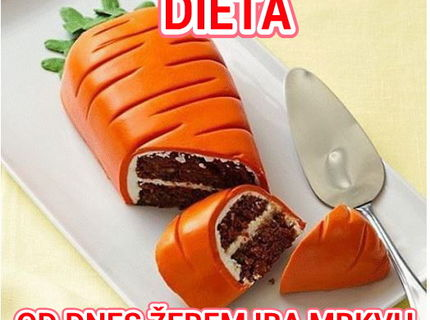 Jedina dieta, ktora asi funguje :D