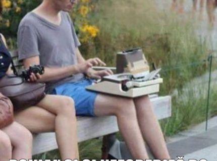 Skutočný hipster :D :D :D :D