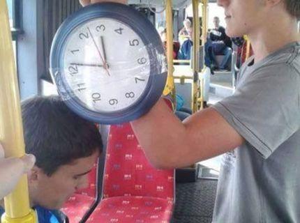 Cool hodinky :D :D :D :D