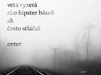 Hipsterina útočí :) :) :)
