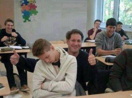 Tak toto je ten správny učiteľ :D :D :D :D