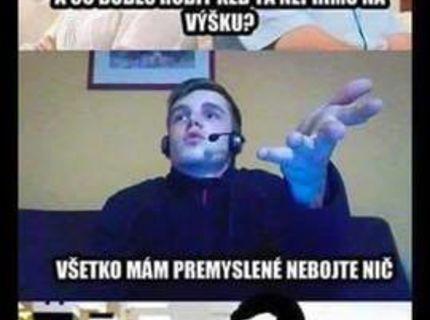 Slovenská študentská realita :D :)