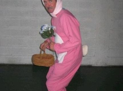 Veľkonočný zajačik :D :D