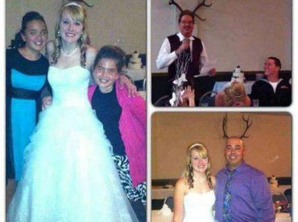 Bol som fotografom na svadbe mojej bývalej :) :) :)