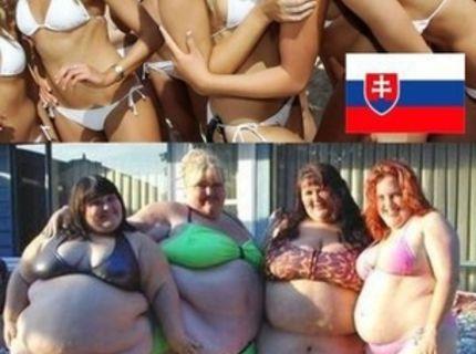 Slovensko VS. Amerika :D :)