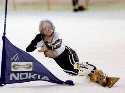 Babička SWAG :O :)