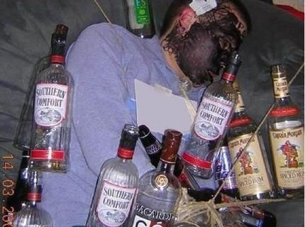 Kamarát sa trošku spil :) :)