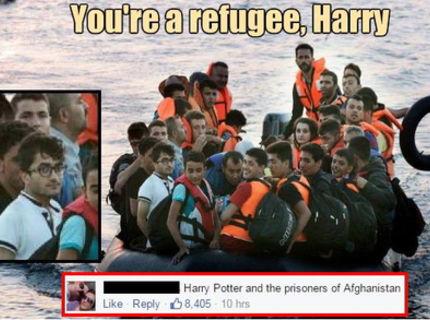 Je toto naozaj Harry Potter ?;))