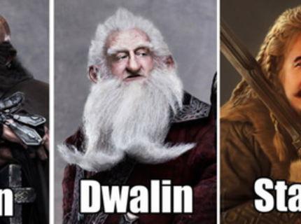 Balin, Dwalin a jeho pokračovateľ je.... :D