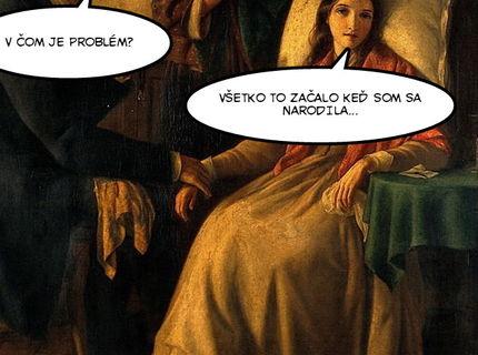 Ako vznikajú problémy.. :D