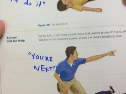 Najlepšia učebnicová paródia :D