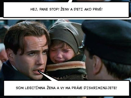 Titanic teraz :D