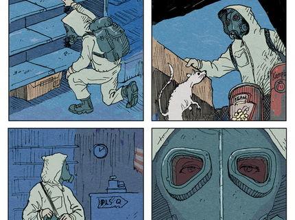Komiks, ktorý stojí naozaj za to :D Amerika o pár rokov.. :D
