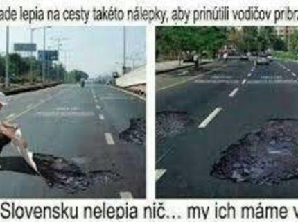 Rozdiel medzi Kanadou a Slovenskom :D Tu ho máte :D