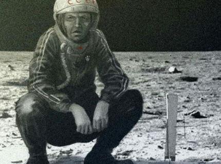 Toto je prvy rusky kozmonaut :D