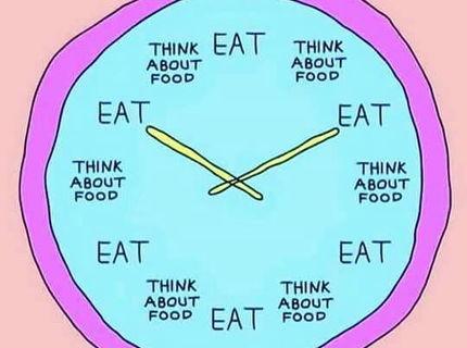 Ako vyzerajú moje hodiny :D