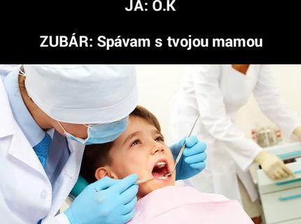 U zubára :D