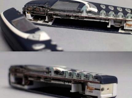 Neuveriteľné! Nokia 3310 porazená! :D