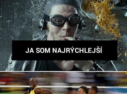 Viete, kto je najrýchlejší?