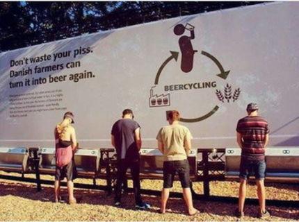 Z čoho sa vyrába recyklované pivo?