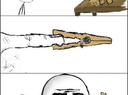 Kto sa spoznáva v tomto meme tak lajk :D Toto je niečo pre deti D: