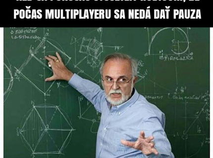 Multiplayer VS rodičia