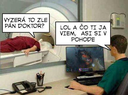 Slovenské zdravotníctvo trochu inak :)