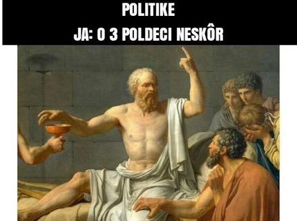 Politika VS Párty... nenavidite to tiez??