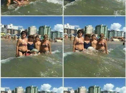 Zabavna rodinna foto, ktora obletela internet :D