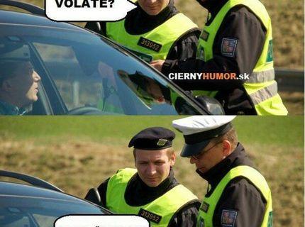 O policajtoch