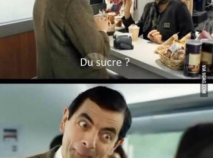 Mr. Bean je pán! Tu je dôkaz :D
