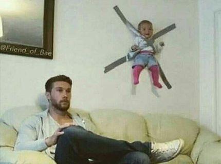 babysitting ala Tato :D