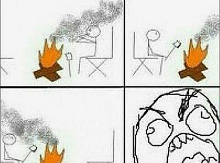 Milujete opekanie?:D
