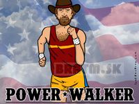 Chukino je Power walker :D