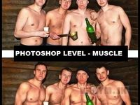 Photoshop- level- muscle :D
