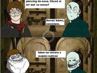 Ty kokso :D Voldemort vs Harry 1:0 :D:D:D