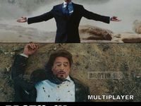 SINGLE PLAYER vs. MULTIPLAYER :D :D :D