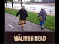 The Walking dead  trošku inak :D
