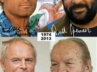 Spoznávate toto legendárne duo Bud Spencer a Terence Hill? :)