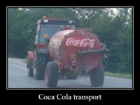 Coca Cola transport :D :)